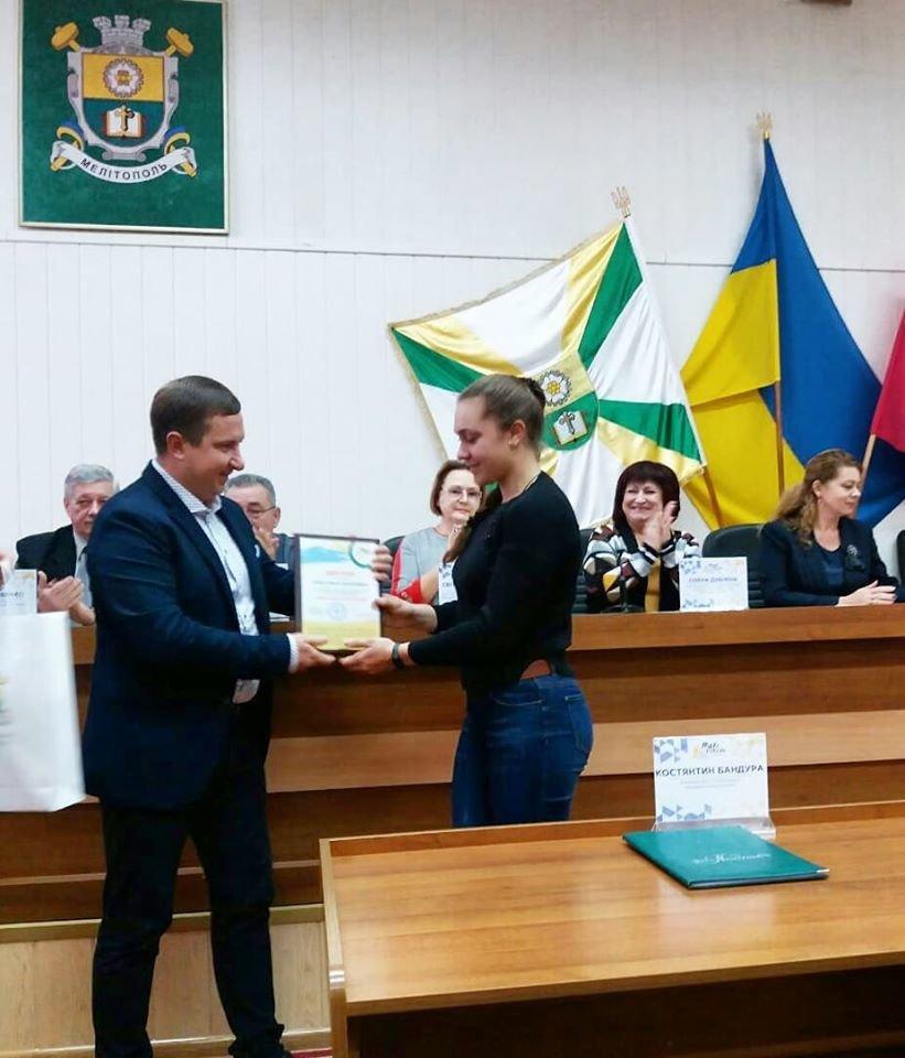 Мелитопольской чемпионке присвоили звание амбасадора , фото-1, Фото со страницы Ольги Сукач в Фейсбук