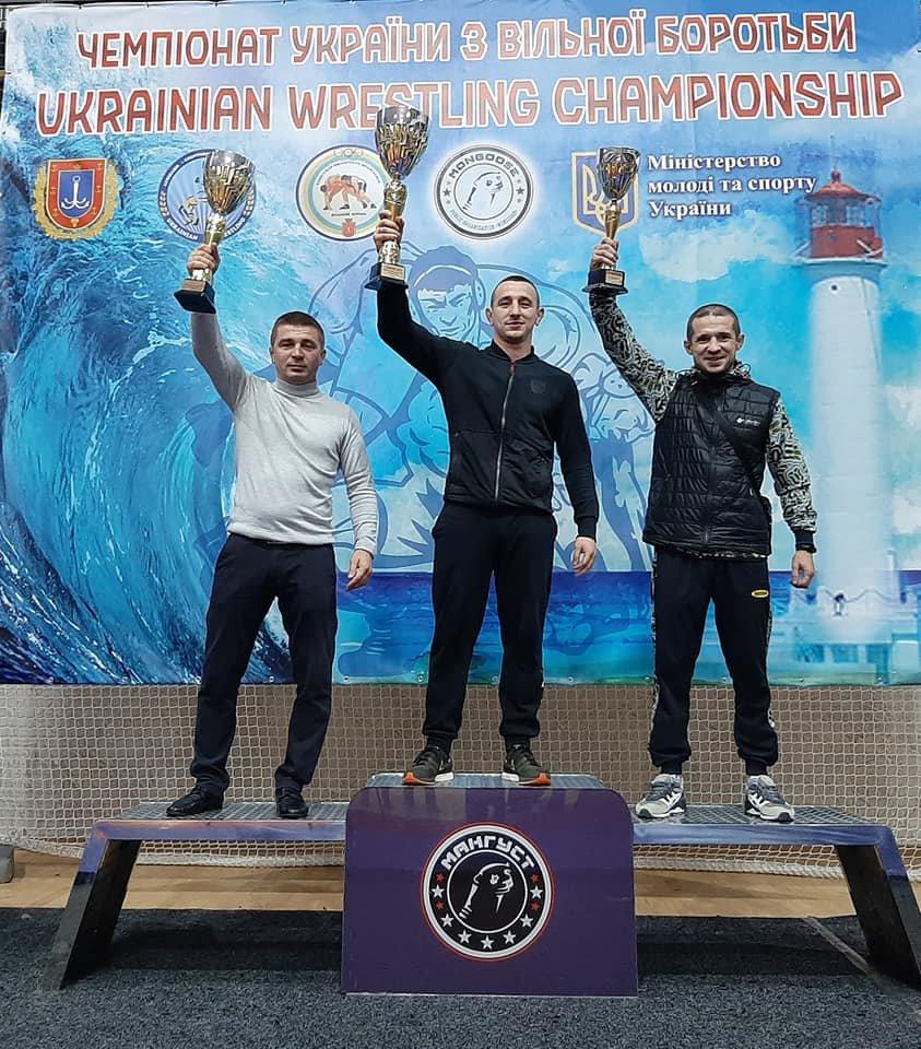 Юный борец из Мелитополя стал победителем чемпионата Украины, фото-2