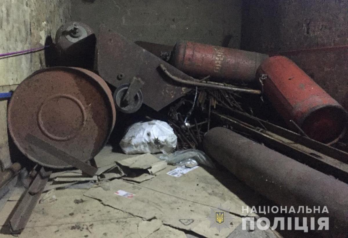 Житель Мелитопольского района организовал дома нелегальный пункт приема металлолома, - ФОТО, фото-3