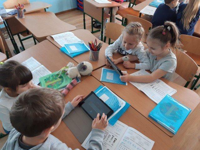 Для кирилловских школьников приобрели планшеты , фото-5