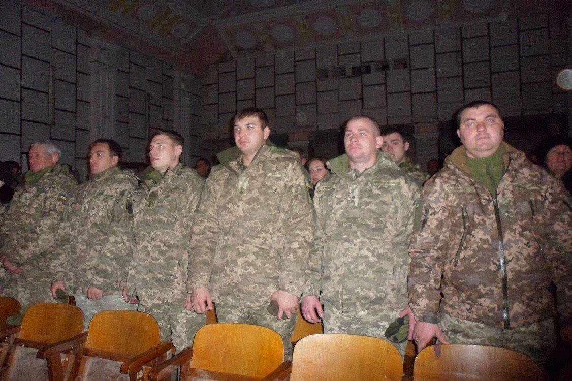 В Мелитопольском районе поздравили военнослужащих, фото-1