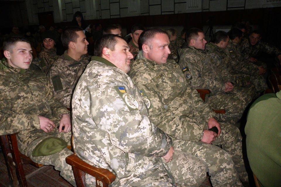В Мелитопольском районе поздравили военнослужащих, фото-2