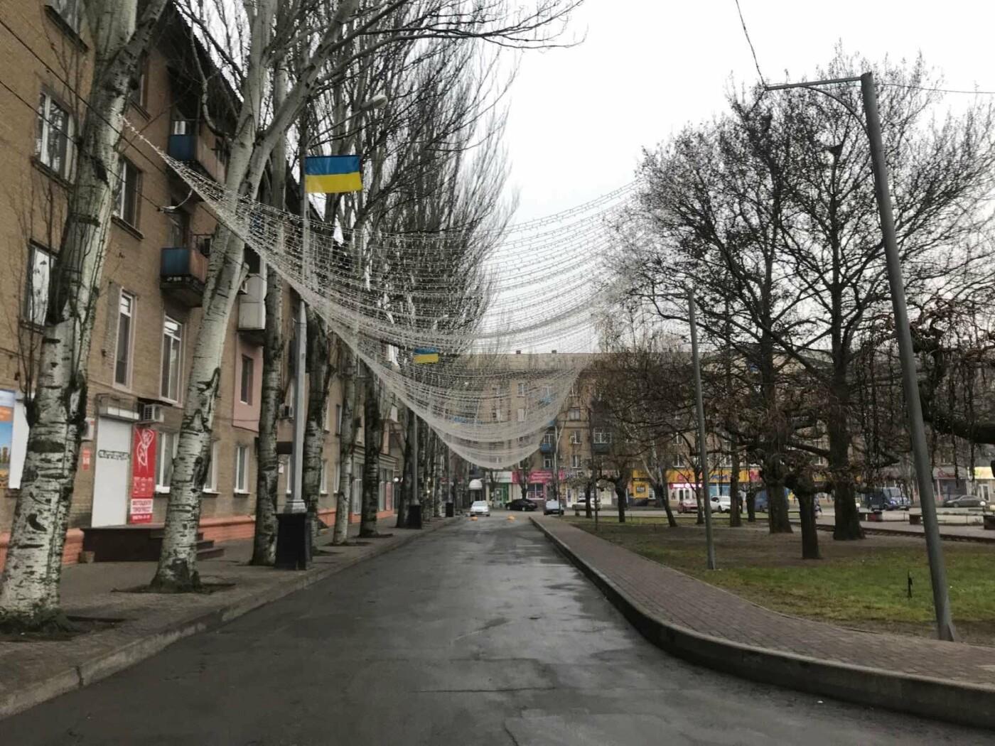 Мелитополь украшают к Новому году, - ФОТО, фото-1