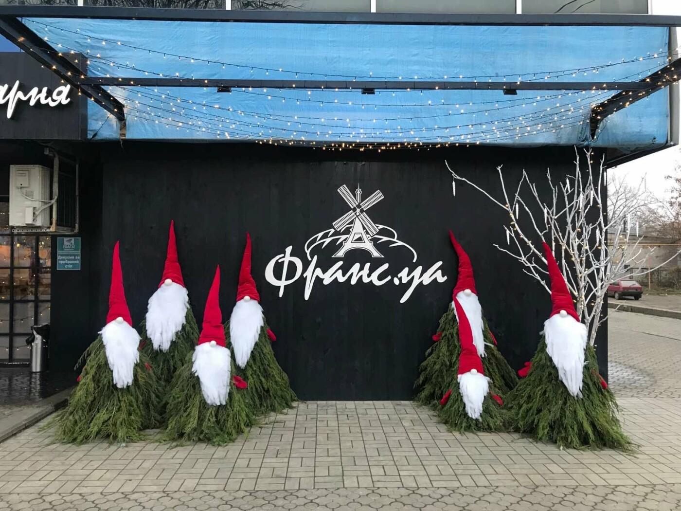 Мелитополь украшают к Новому году, - ФОТО, фото-4