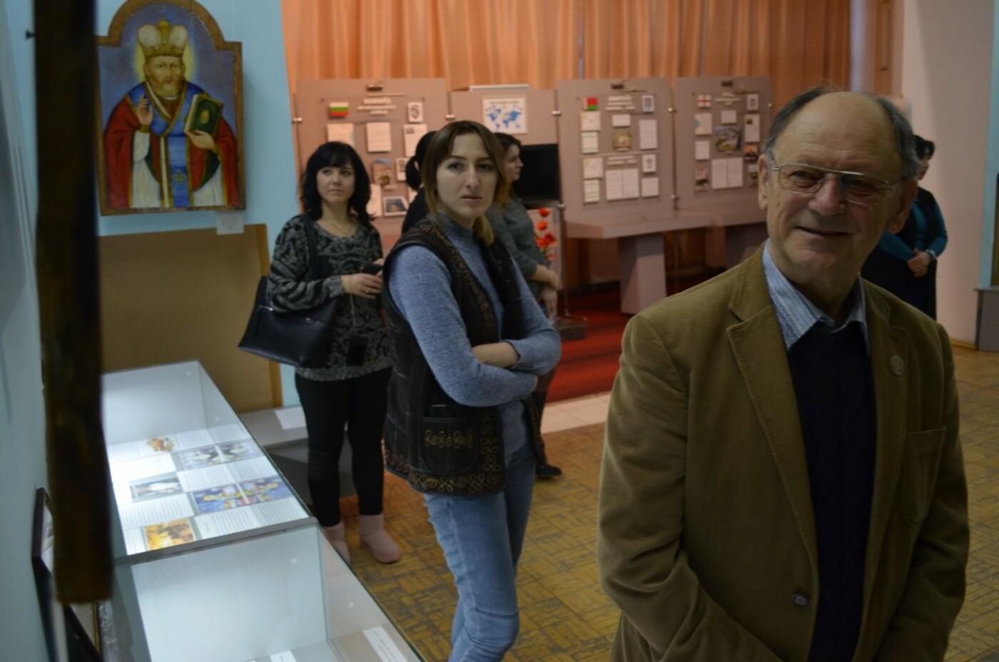 В мелитопольском музее открылась выставка икон Святого Николая, - ФОТО, фото-1