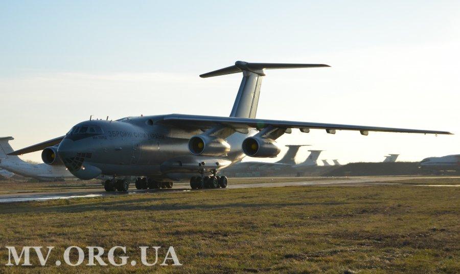 В мелитопольской авиабригаде появился еще один самолет, - ФОТО, фото-1