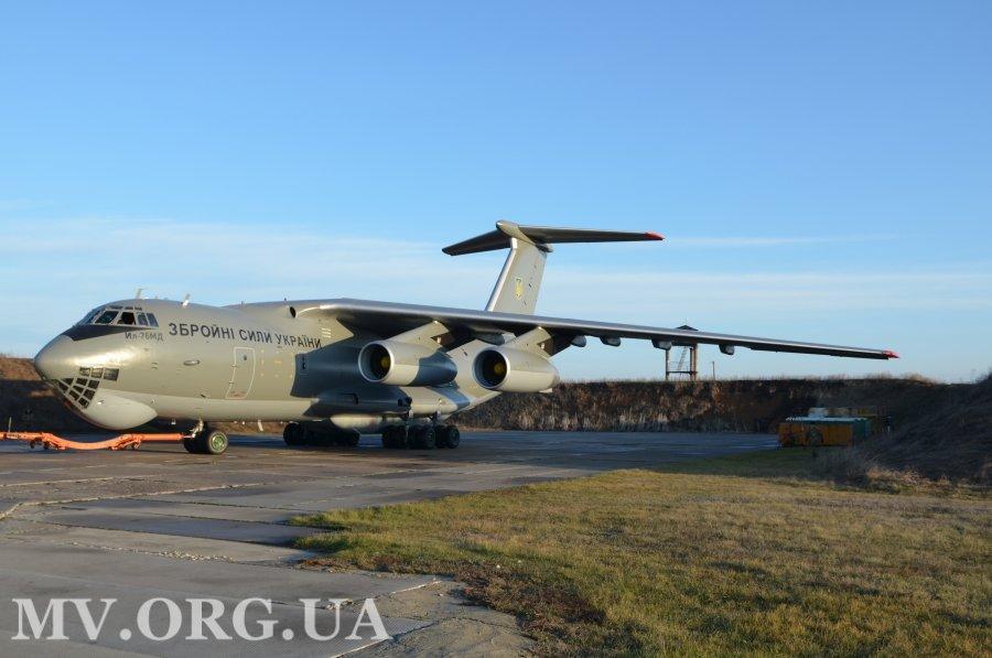 В мелитопольской авиабригаде появился еще один самолет, - ФОТО, фото-2