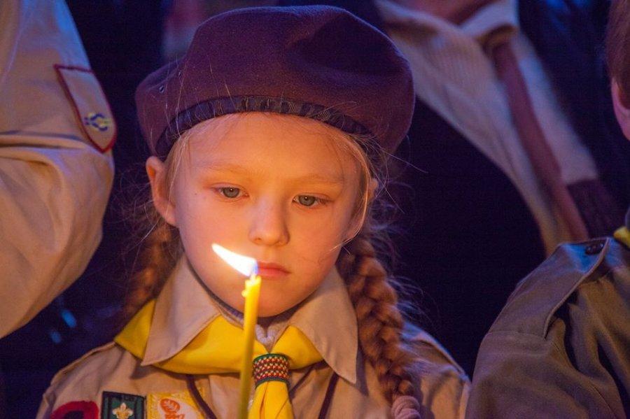 Мелитополю передали Огонь Мира из Вифлеема, фото-2