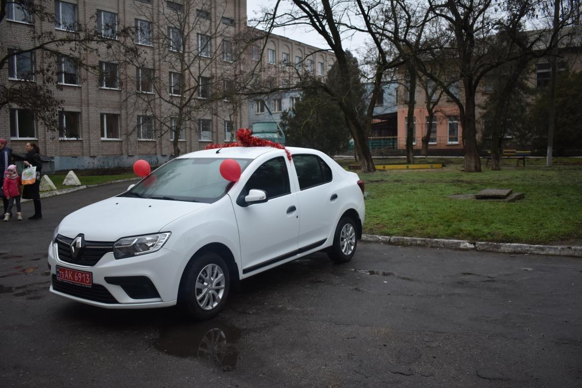 Для акимовских медработников приобрели служебный автомобиль, - ФОТО, фото-1