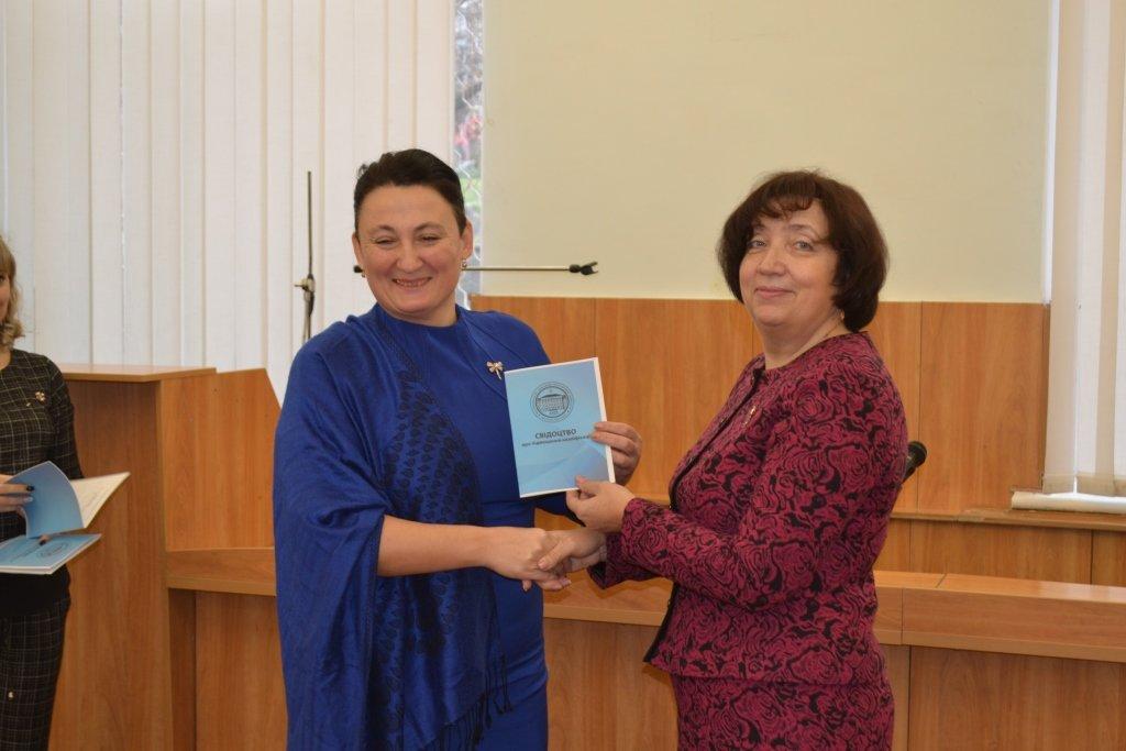 В мелитопольском университете выпустили первых получателей последипломного образования, фото-3