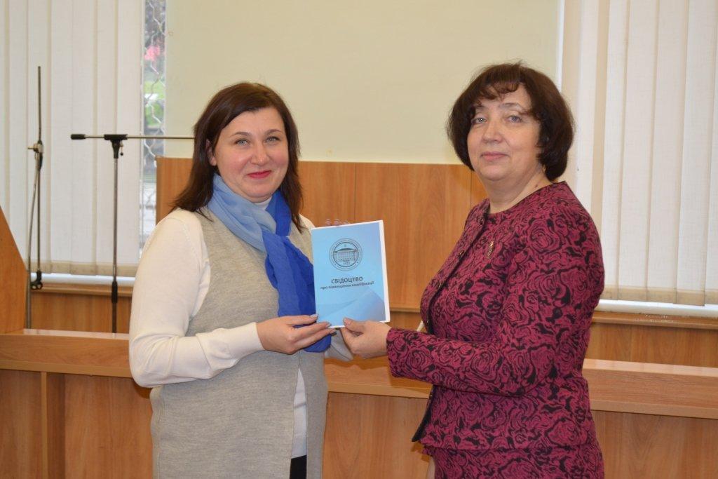 В мелитопольском университете выпустили первых получателей последипломного образования, фото-4