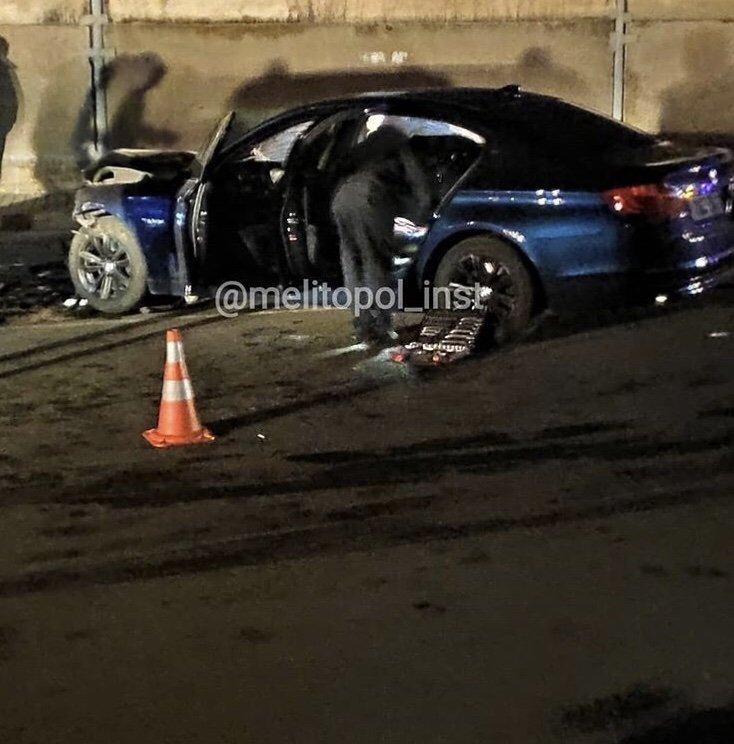В Мелитополе столкнулись два автомобиля, - ФОТО, фото-1
