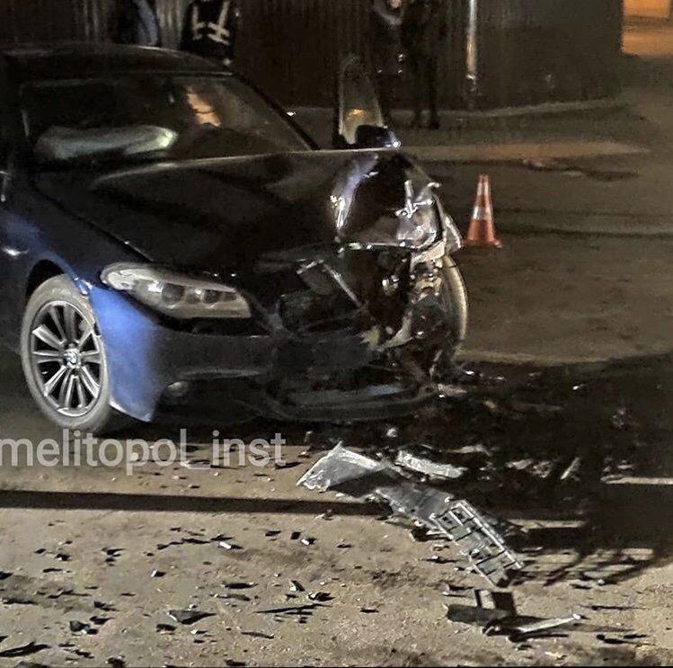 В Мелитополе столкнулись два автомобиля, - ФОТО, фото-2
