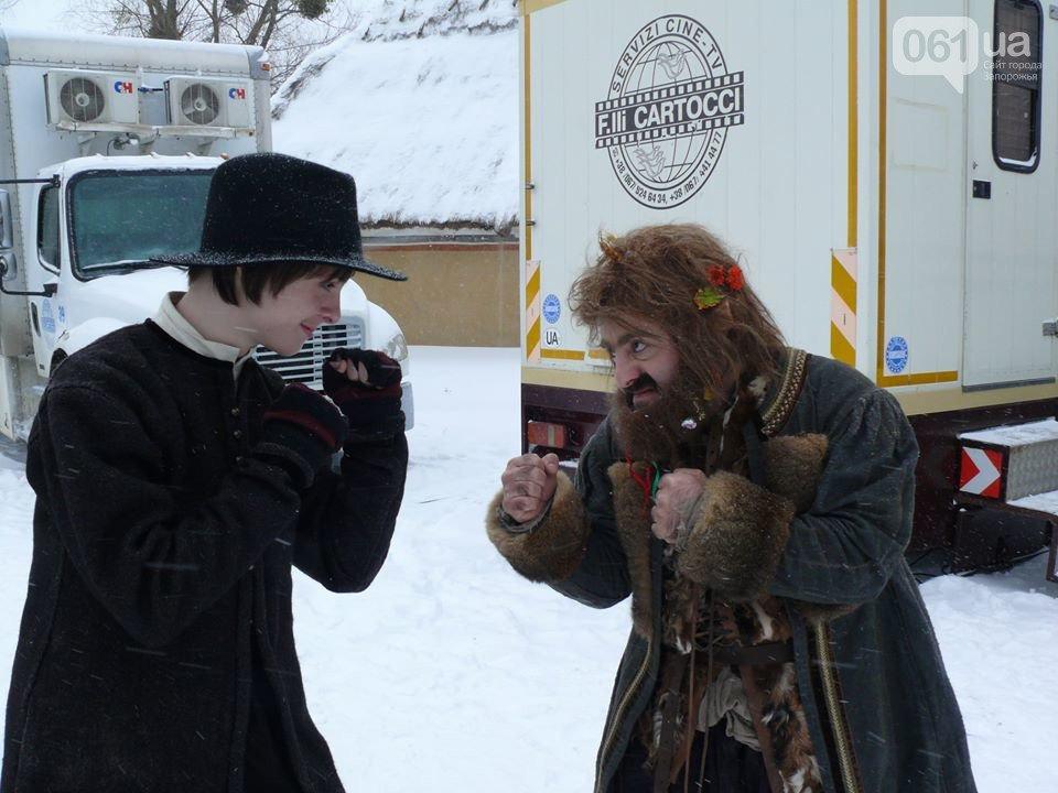 Мелитопольский актер рассказал, как проходили съемки нового фильма-сказки, - ФОТО, фото-4