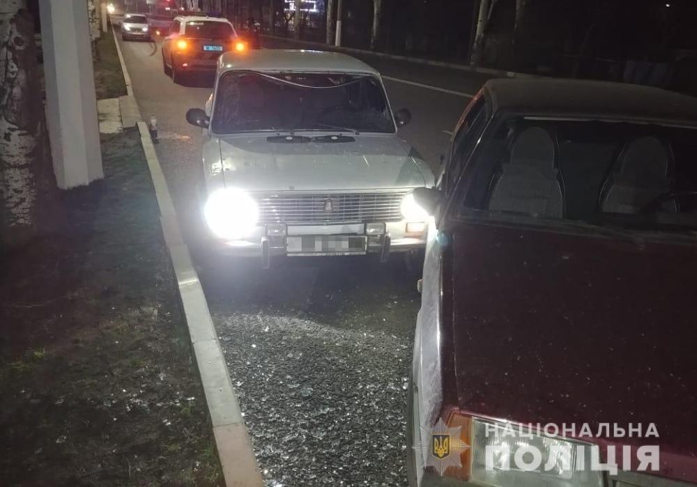 В Мелитополе полицейские устроили погоню за автоугонщиками, - ФОТО, фото-1