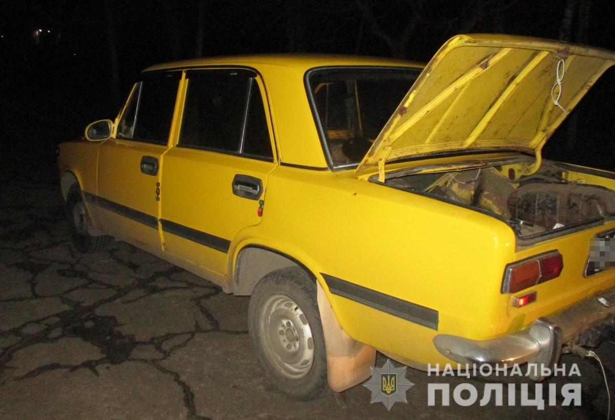 В Мелитополе полицейские устроили погоню за автоугонщиками, - ФОТО, фото-2