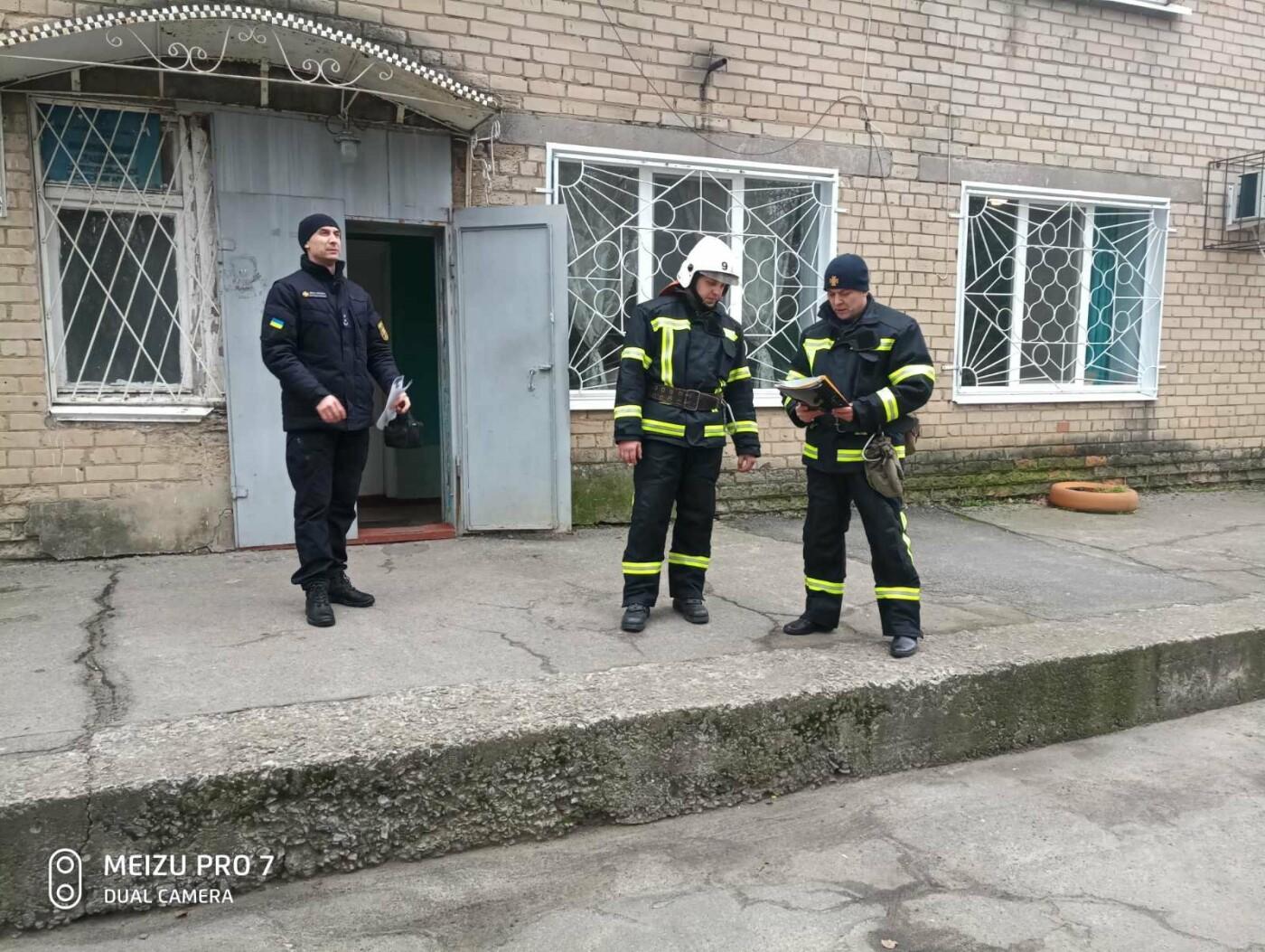 Спасатели проверили мелитопольские медучреждения, - ФОТО, фото-4