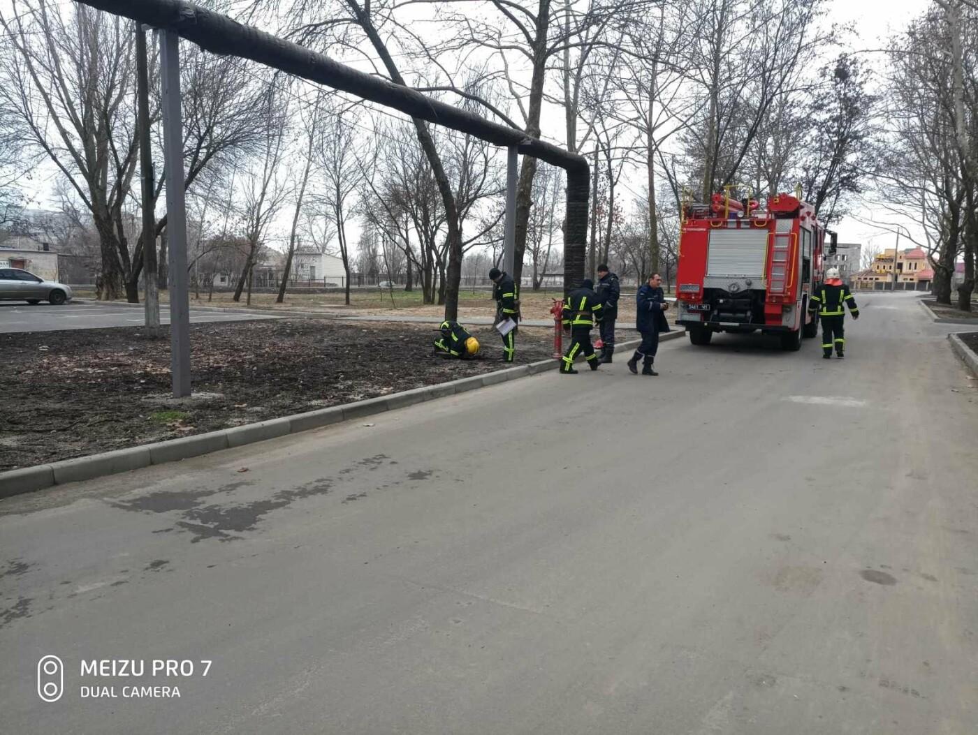 Спасатели проверили мелитопольские медучреждения, - ФОТО, фото-7