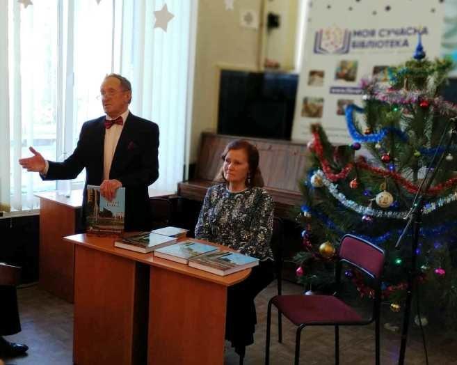 Мелитопольский писатель устроил встречу с читателями, - ФОТО, фото-4