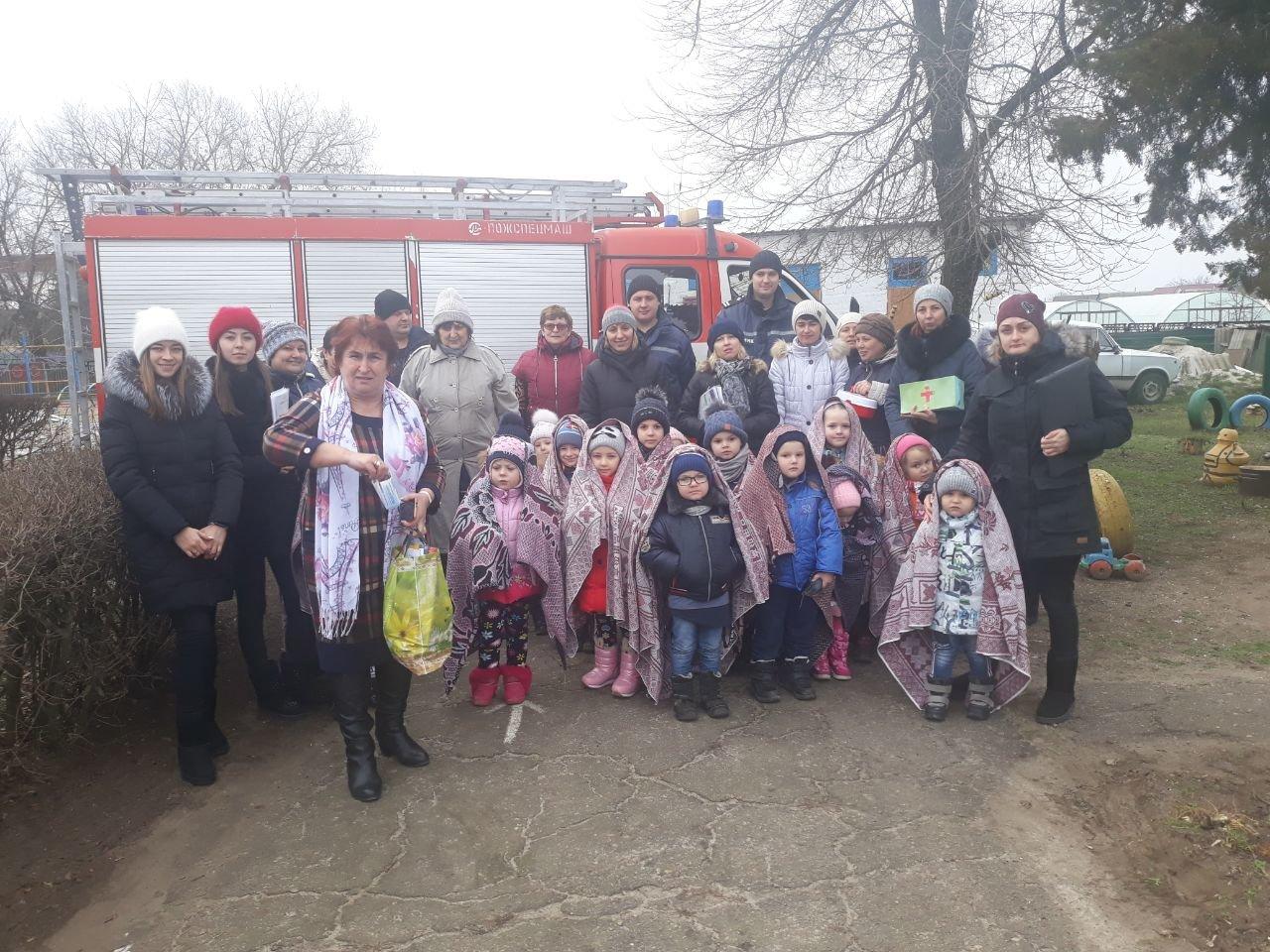 В детсаду Мелитопольского района работали спасатели, - ФОТО, фото-1