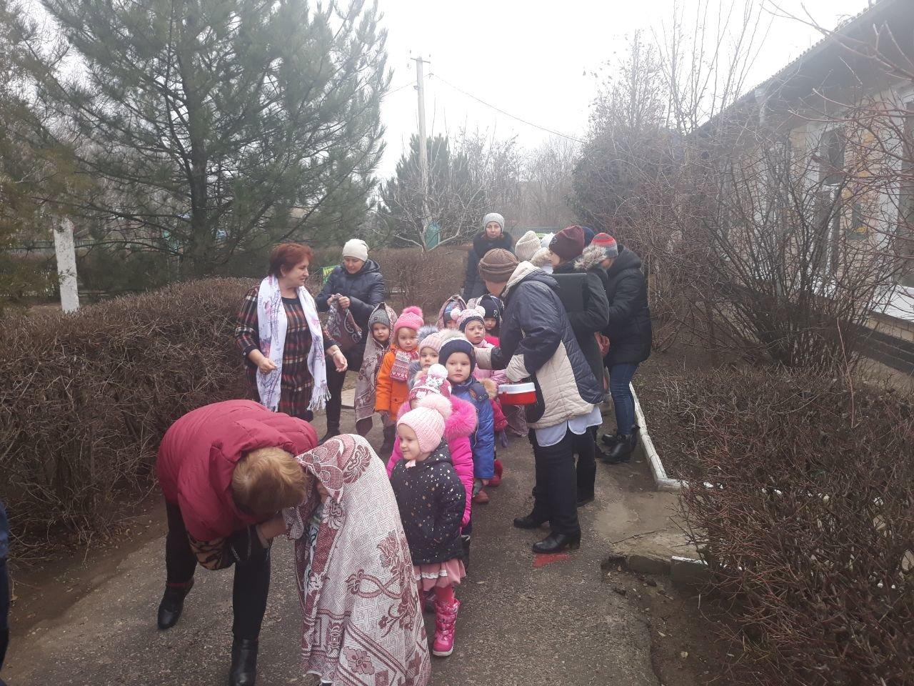 В детсаду Мелитопольского района работали спасатели, - ФОТО, фото-2