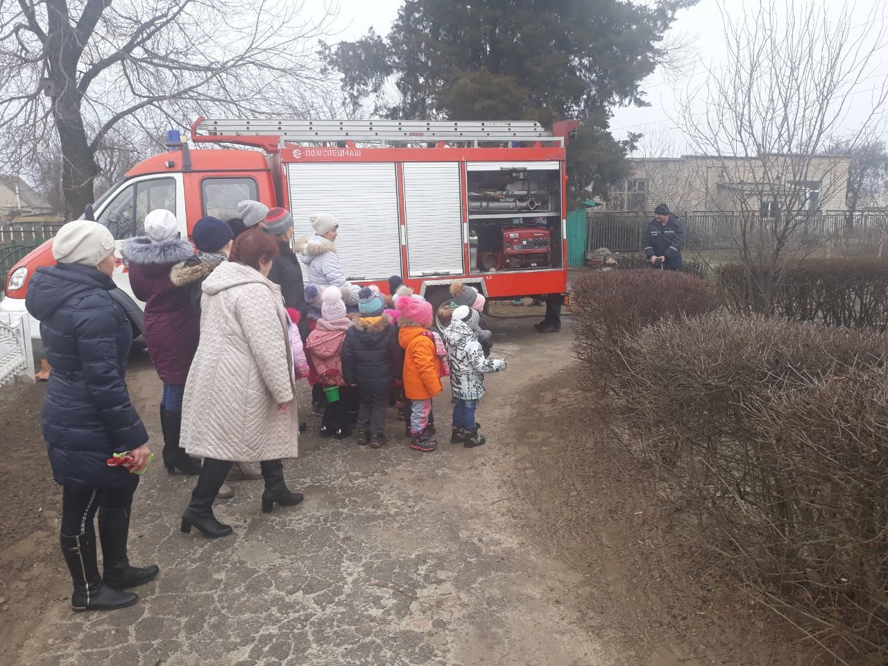 В детсаду Мелитопольского района работали спасатели, - ФОТО, фото-3