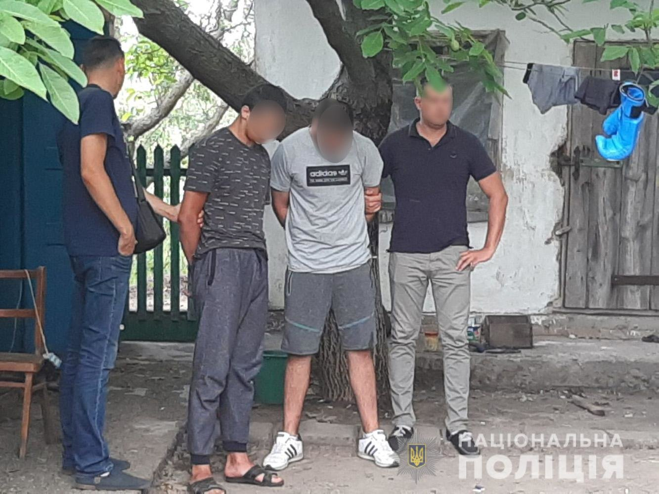 Члены преступной группировки похитили двоих жителей Мелитополя, - ФОТО, фото-2