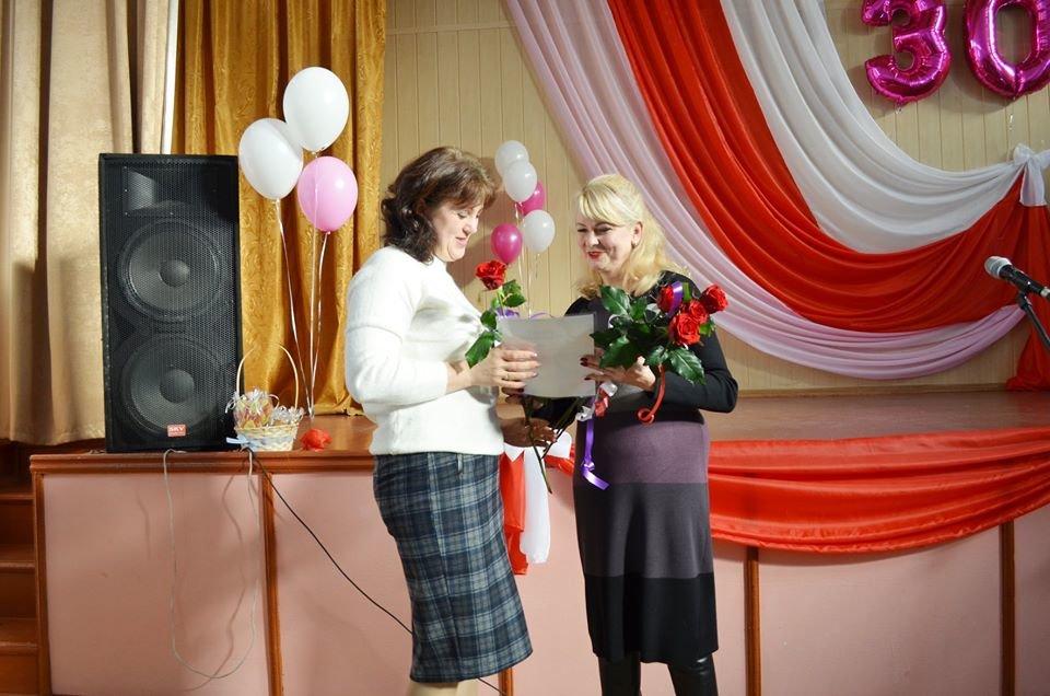 Одна зі шкіл Мелітопольського району відзначила ювілей, - ФОТО, фото-2, Фото зі сторінки Семенівської громади в Фейсбук