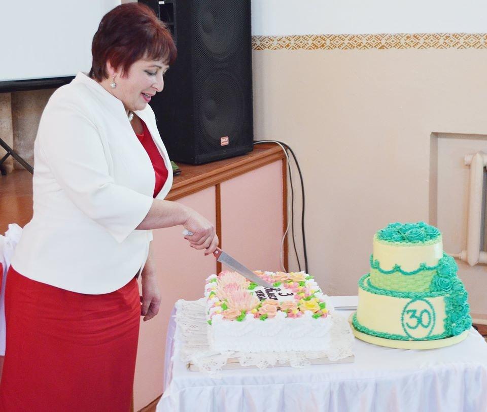 Одна зі шкіл Мелітопольського району відзначила ювілей, - ФОТО, фото-3, Фото зі сторінки Семенівської громади в Фейсбук