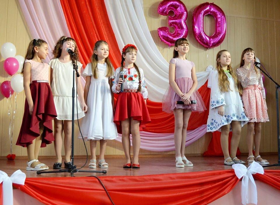 Одна зі шкіл Мелітопольського району відзначила ювілей, - ФОТО, фото-6, Фото зі сторінки Семенівської громади в Фейсбук