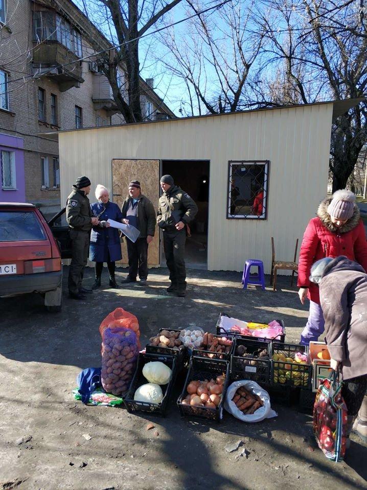 У Мелітополі зафіксували незаконну торгівлю, - ФОТО, фото-1
