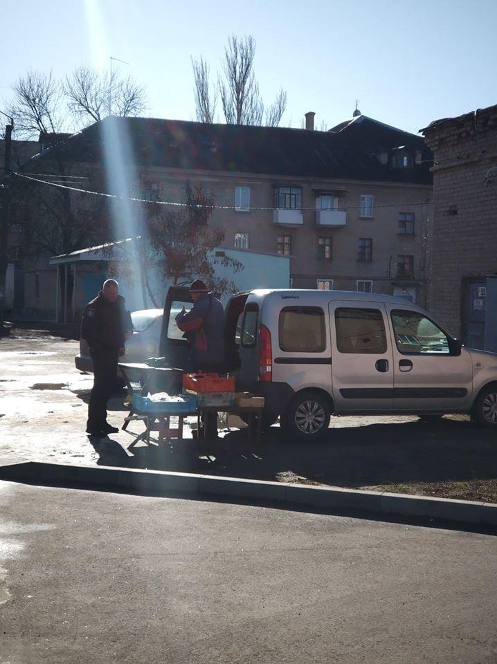 У Мелітополі зафіксували незаконну торгівлю, - ФОТО, фото-4