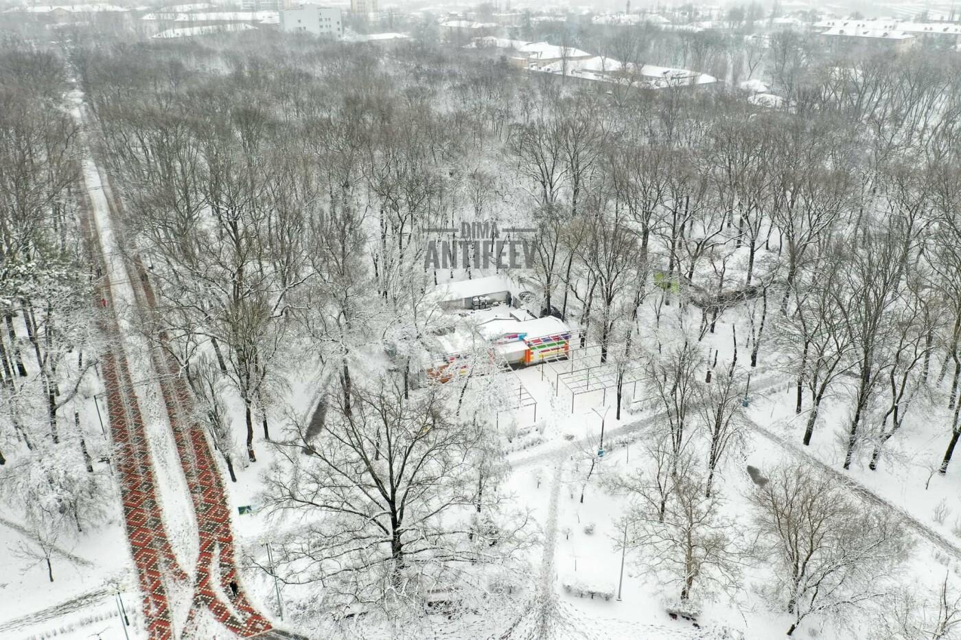 Чарівний зимовий Мелітополь!, фото-2