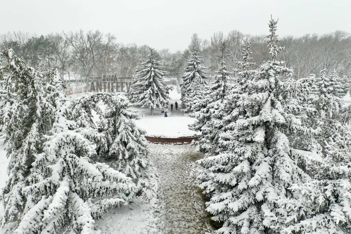 Чарівний зимовий Мелітополь!, фото-3