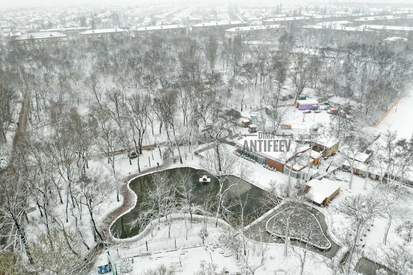 Чарівний зимовий Мелітополь!, фото-4