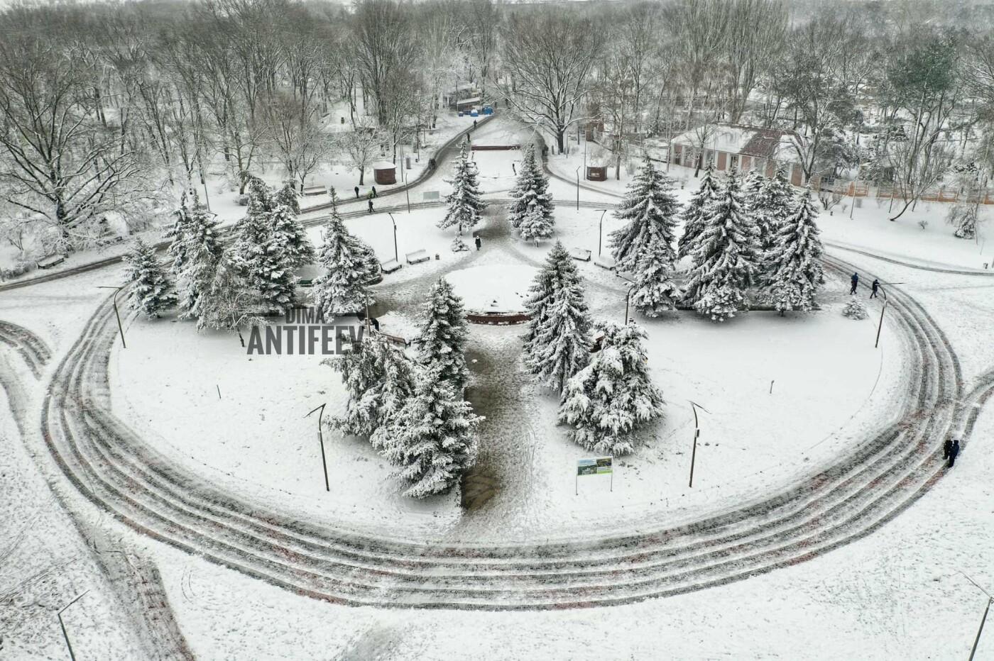 Чарівний зимовий Мелітополь!, фото-5