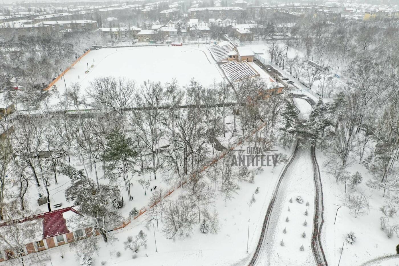 Чарівний зимовий Мелітополь!, фото-6