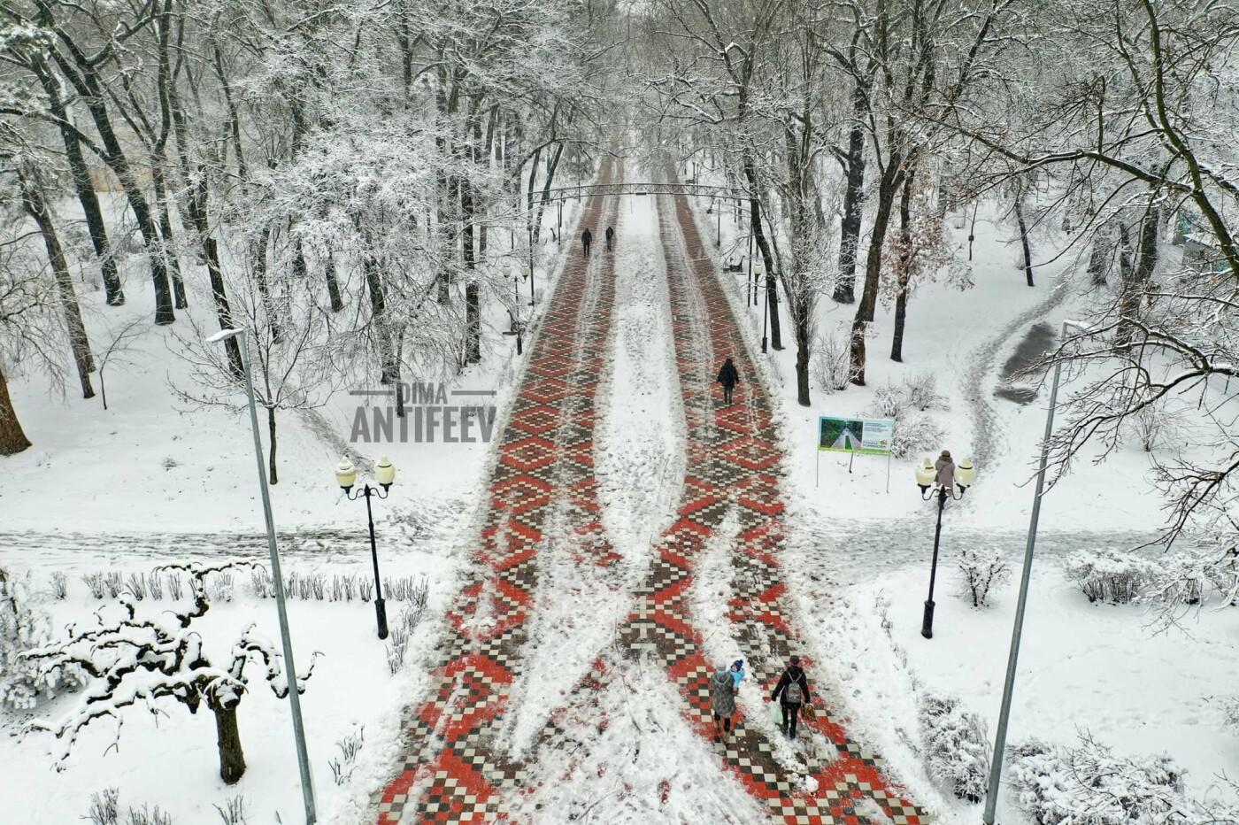Чарівний зимовий Мелітополь!, фото-1
