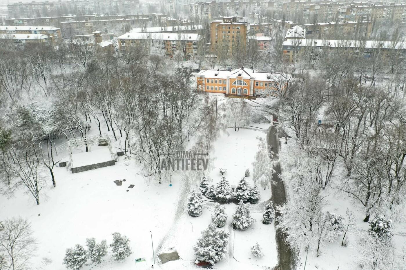 Чарівний зимовий Мелітополь!, фото-9