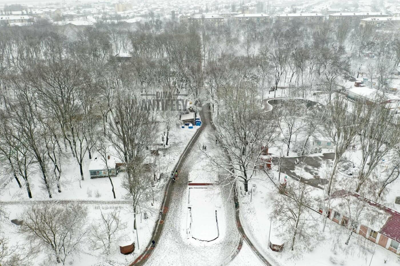 Чарівний зимовий Мелітополь!, фото-8