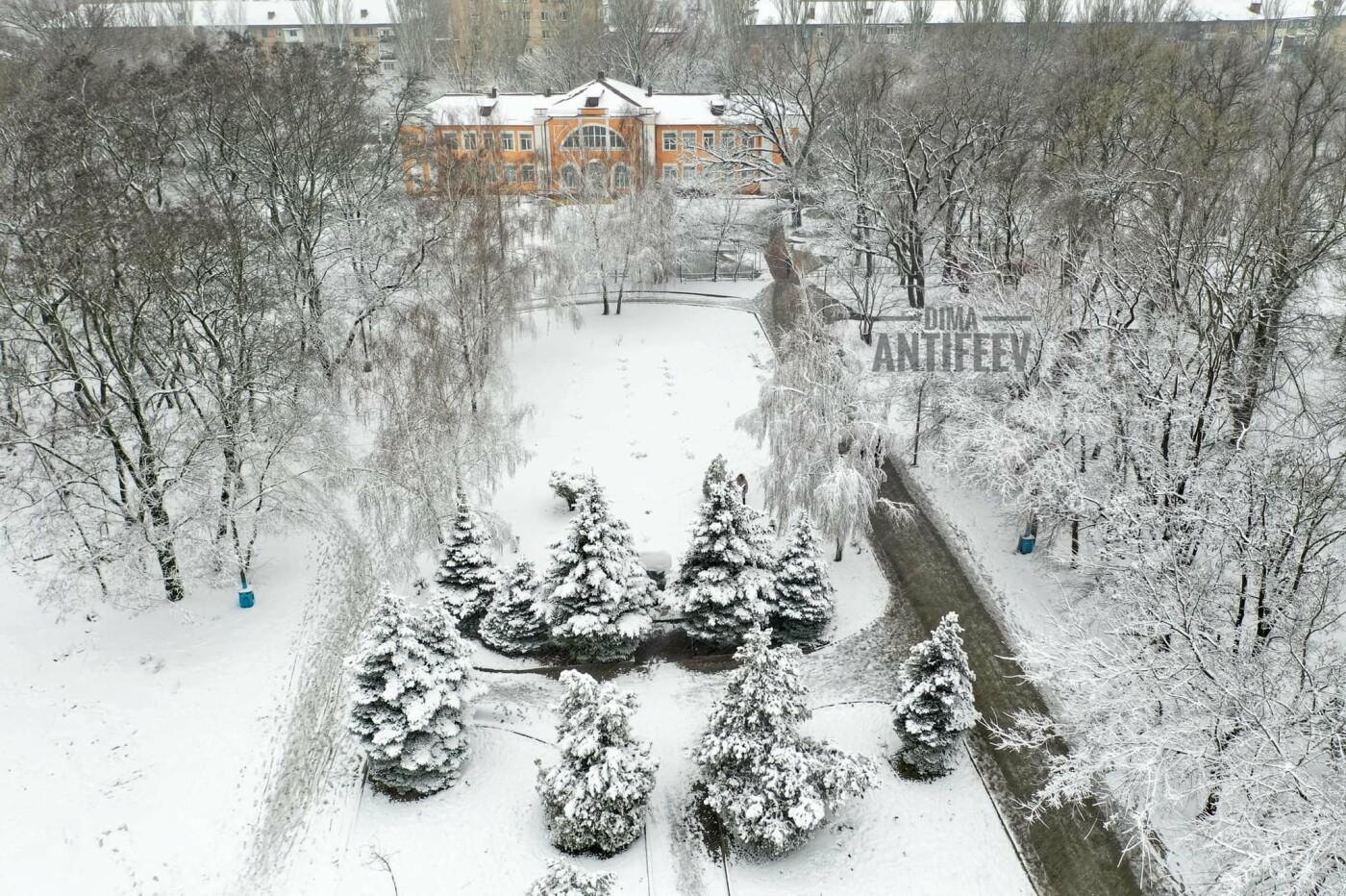 Чарівний зимовий Мелітополь!, фото-7