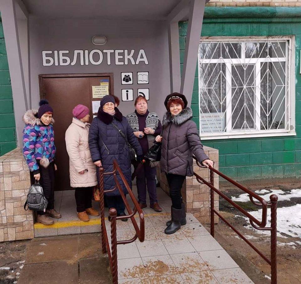Мелітопольська бібліотека стає більш комфортною для людей з інвалідністю , фото-1