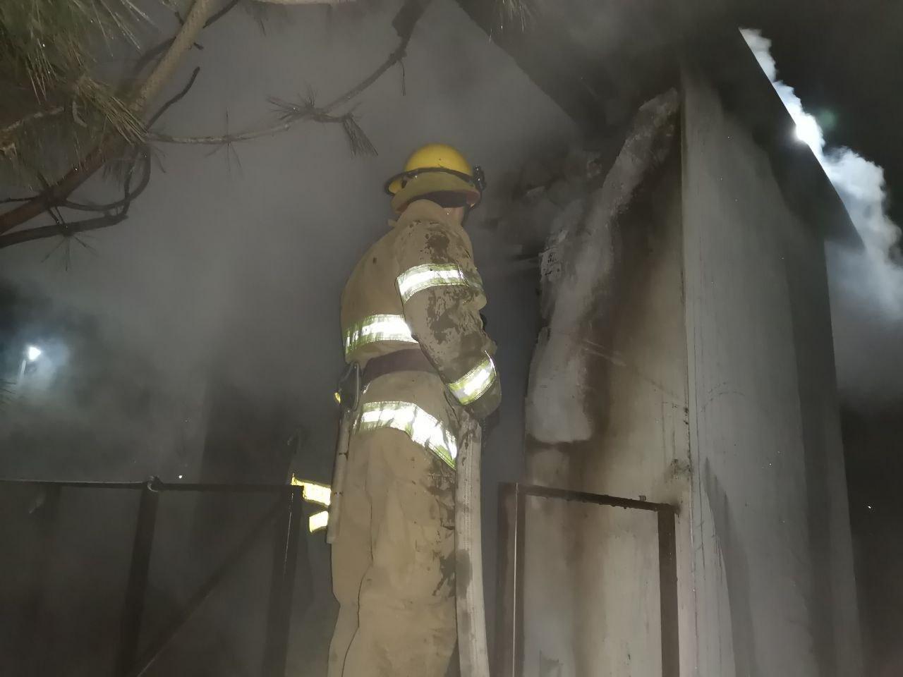 У Мелітопольському районі у пожежі помер чоловік, фото-1
