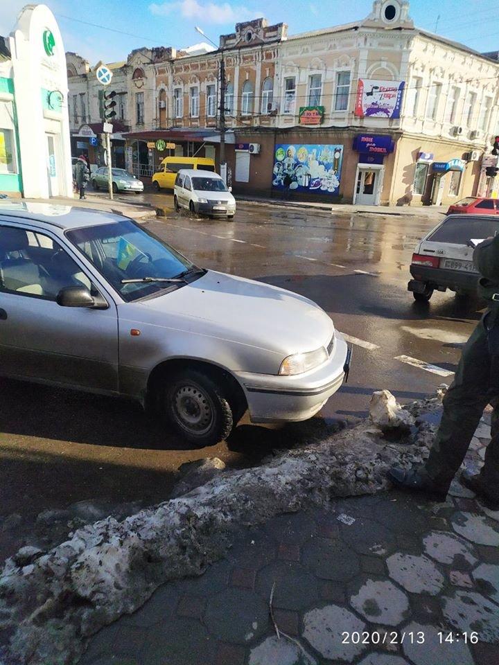 У Мелітополі оштрафували порушників паркування, фото-1
