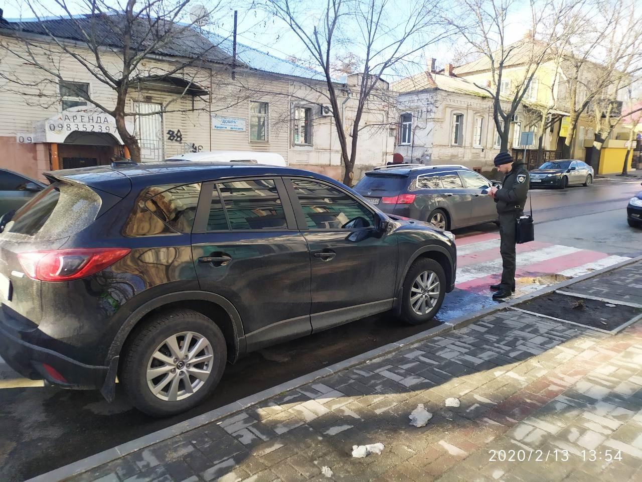 У Мелітополі оштрафували порушників паркування, фото-5