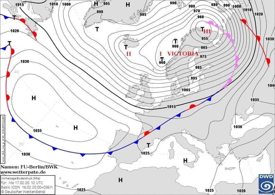 На Україну насувається циклон Victoria, фото-1
