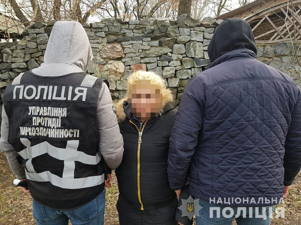 У Мелітополі викрили розповсюджувальницю наркотиків , фото-1