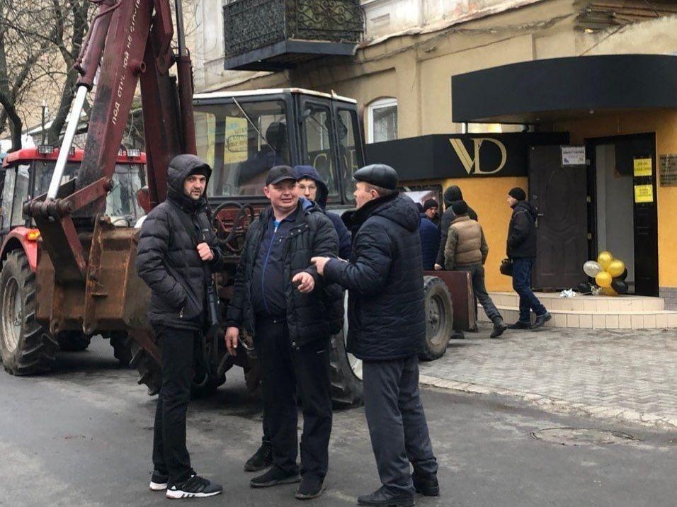 Аграрії Мелітопольщини виступають проти закона про продаж землі, фото-5