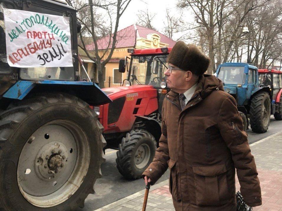 Аграрії Мелітопольщини виступають проти закона про продаж землі, фото-2