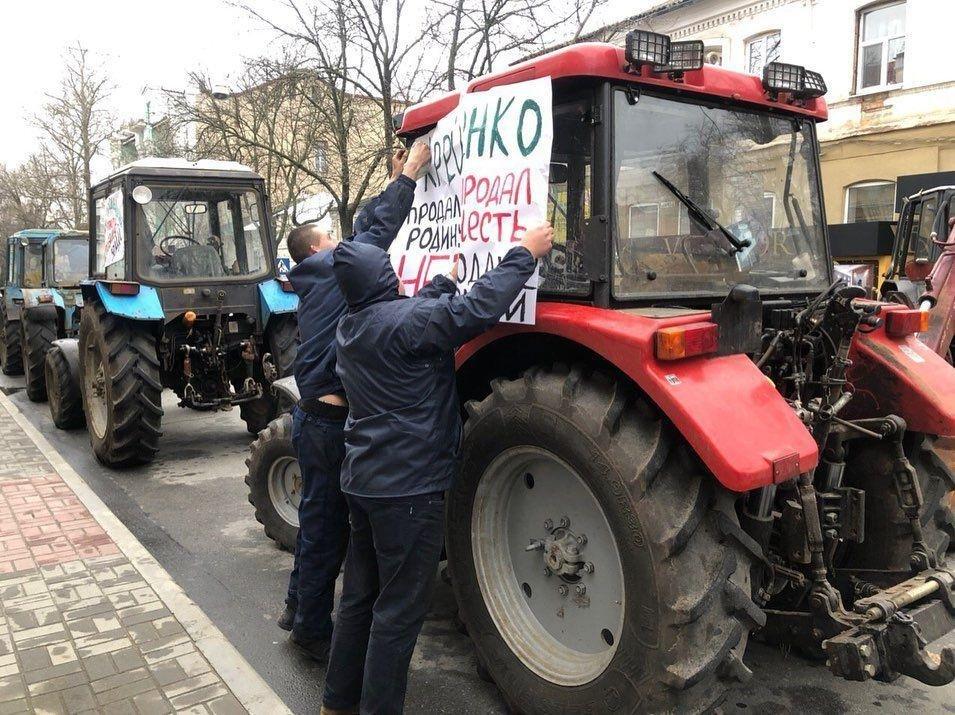 Аграрії Мелітопольщини виступають проти закона про продаж землі, фото-3